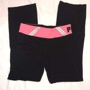 Victoria's Secret Pink Yoga Leggings L